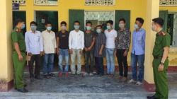 TT-Huế: Bắt giam 1 cán bộ quản lý bảo vệ rừng cùng 9 lâm tặc