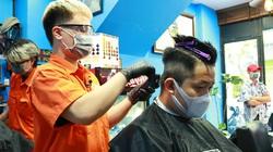 Hà Nội cho phép từ 0h ngày 22/6 mở cửa lại dịch vụ cắt tóc, gội đầu, ăn uống trong nhà