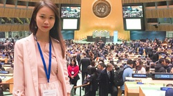 """Khóa mạng xã hội, học từ sáng đến tối như đi tu, cô gái Việt """"hái quả ngọt"""" là học bổng thạc sĩ EU"""