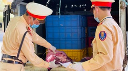 Hà Nam: Phát hiện 400kg nội tạng động vật không rõ nguồn gốc