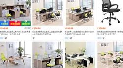 Có thể điều tra chống bán phá giá bàn ghế văn phòng Trung Quốc nhập khẩu