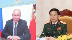 """Bộ trưởng Quốc phòng Phan Văn Giang: """"Việt Nam sẽ làm hết sức để đóng góp cho công cuộc bảo vệ hòa bình"""""""