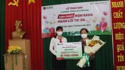 Agribank Chi nhánh An Giang và  Bảo hiểm Agribank Cần Thơ trao thưởng chương trình khuyến mại