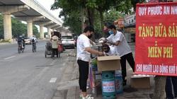 Video: 600 suất ăn sáng miễn phí gửi tặng lao động nghèo mùa Covid-19