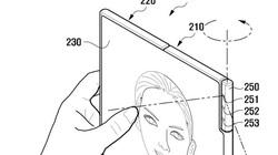 Thú vị điện thoại Samsung màn hình gập kèm camera xoay độc nhất