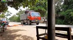 Quảng Trị: Bất an vì xe chở đá có dấu hiệu quá tải lao vun vút trên đường Hồ Chí Minh