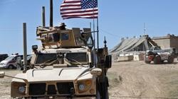 Tên lửa tấn công căn cứ quân sự Mỹ ở miền Đông Syria