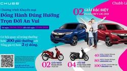 Sở hữu nhiều quà tặng hấp dẫn khi mua bảo hiểm Chubb Life Việt Nam