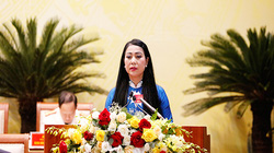 Bí thư tỉnh ủy Hoàng Thị Thúy Lan tái đắc cử Chủ tịch HĐND tỉnh Vĩnh Phúc khóa XVII