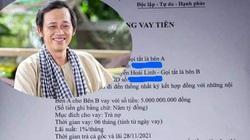 """Vụ giả mạo """"giấy tờ vay tiền"""" của nghệ sĩ Hoài Linh: Người vi phạm có thể bị phạt tù"""