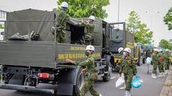Thiếu hóa chất, Lạng Sơn kêu gọi Quân khu I chi viện để dập dịch Covid-19