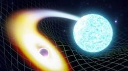 Làn sóng được tạo ra từ hố đen và sao neutron đánh dấu cột mốc mới