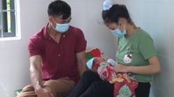 Điện Biên: Bé trai chào đời trong khu cách ly phòng chống dịch Covid -19