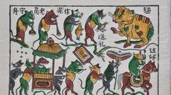 Bắc Ninh: Tranh Đông Hồ gà lợn vẫn nét tươi trong nhưng lòng nghệ nhân canh cánh nỗi lo phía trước