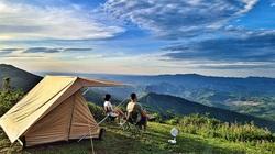 """Hòa Bình: Chinh phục đỉnh Viên Nam, ngắm """"tiên cảnh"""" với độ cao hơn 1.000m"""