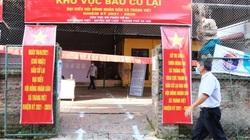 Sáng nay, cử tri Hà Nội ở 7 đơn vị đi bầu cử lại, bầu thêm đại biểu HĐND xã
