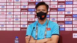"""Quế Ngọc Hải: """"Mục tiêu trận ngày mai với đội tuyển Việt Nam chắc chắn vẫn là ba điểm"""""""