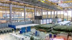 Khám phá nơi sản xuất đạn tên lửa S-300, S-400 cực khủng của Nga