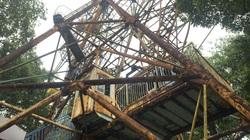 Sau 1 tháng Bí thư Hà Nội chỉ đạo xử lý vi phạm, thấy gì ở Công viên Tuổi trẻ Thủ đô?