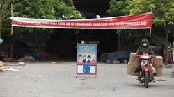 Hà Nội: Thêm 1 phụ nữ bán rau ở huyện Đông Anh dương tính SARS-CoV-2
