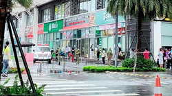 Hà Nội: Nữ giúp việc rơi từ tầng 18 chung cư cao cấp tử vong
