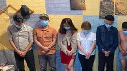 """Đồng Nai: Bắt 22 nam nữ thuê nhà để """"bay lắc"""" trong bão dịch Covid-19"""