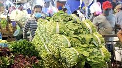 TP.HCM: Giá rau củ chợ đầu mối không tăng bất thường, giá heo tiếp tục giảm
