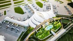 Quý I/2022 sẽ xây dựng nhà ga, đường cất/hạ cánh sân bay Long Thành