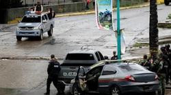 Đấu súng dữ dội giữa cảnh sát và băng đảng tội phạm khét tiếng, 26 người thiệt mạng