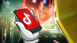 TikTok cấm quảng bá tiền mã hóa