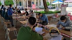 Lâm Đồng: Phát hiện 4 đối tượng đi đường mòn để qua chốt kiểm dịch Covid-19