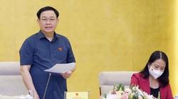 Chủ tịch Quốc hội: Kiện toàn 50 nhân sự cấp cao theo giới thiệu của Trung ương