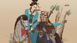 """Lật giở 2 """"mối tình"""" ngang trái của hoàng đế nữ nhỏ tuổi nhất Việt Nam"""
