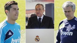 "Sau Casillas, Ronaldo và Mourinho cũng bị ""bố già"" Perez tổng sỉ vả"