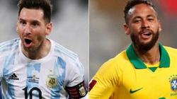 Đội hình tiêu biểu Copa America 2021: Neymar sát cánh cùng Messi
