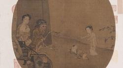 Bí ẩn quanh 'bức tranh ma' kỳ quái tồn tại 800 năm trong Tử Cấm Thành