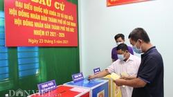 Một số nhân sự do Trung ương giới thiệu về địa phương ứng cử đại biểu Quốc hội nhưng không trúng cử