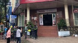 Đắk Lắk: Kịp thời xử lý vụ cháy tại ngân hàng