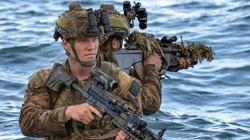 Hình ảnh 11 nước tham gia tập trận quy mô lớn với 22.000 binh sĩ và 40 máy bay