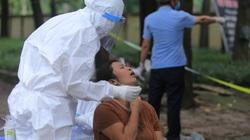 Hà Nội: Xét nghiệm các trường hợp ho, sốt chưa rõ nguyên nhân để truy ca nhiễm Covid-19