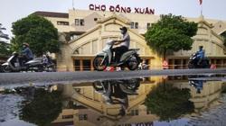 Hà Nội: Chợ Đồng Xuân đóng cửa, hàng nghìn tiểu thương niêm phong ki ốt