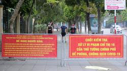 Quy định chống dịch Covid-19 mới của Hà Nội có gì khác với giãn cách theo Chỉ thị 16 của Thủ tướng?