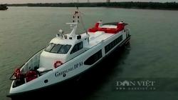 Bộ trưởng Nguyễn Văn Thể: Ủng hộ tàu cao tốc chở hàng hoá tới TP.HCM