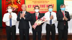 Ông Thái Bảo được bầu giữ chức Chủ tịch HĐND tỉnh Đồng Nai