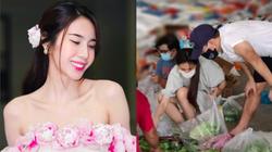 """HOT showbiz (20/7): Sau bão lũ, Thủy Tiên tiếp tục """"tiếp lửa"""" cho người dân nghèo ở TP.HCM"""