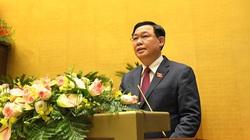 Chủ tịch Quốc hội Vương Đình Huệ: Sáng suốt quyết định bầu và phê chuẩn nhân sự được giới thiệu