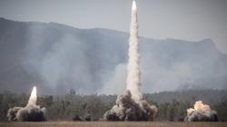 Hình ảnh tên lửa, tàu chiến khai hỏa tại cuộc tập trận quốc tế Talisman Sabre