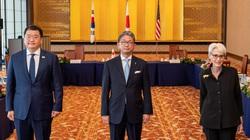 Mỹ, Nhật Bản và Hàn Quốc gửi thông điệp rõ ràng tới Triều Tiên