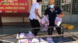 """Khánh Hòa: Hội Nông dân huyện Cam Lâm tích cực """"tiếp sức"""" cho người dân trong khu phong tỏa"""
