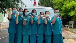 Phú Yên: Bệnh nhân thứ 6 tử vong, phát hiện 1.000 ca nhiễm Covid-19 trong vòng 1 tháng